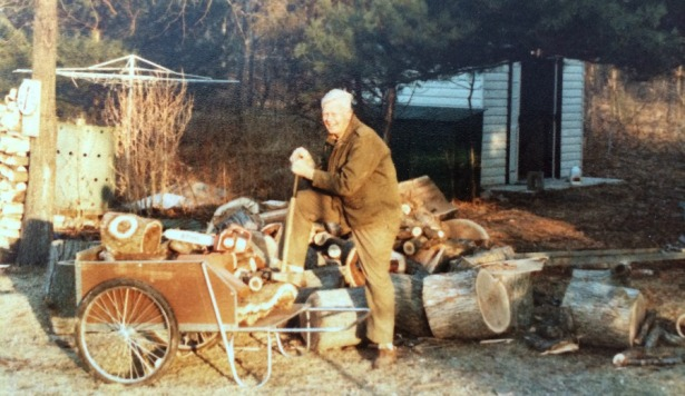 dad-woodpile